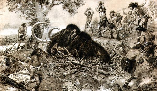 Фото: Как выглядел мамонт